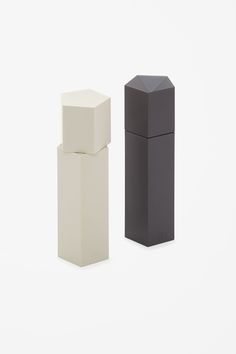 COS image 4 of HAY Ori salt and pepper mill in Ivory