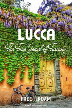 8 Reasons Why Lucca is The True Jewel of Tuscany - Free Two Roam 8 Reasons Why Lucca is The True Jewel of Tuscany - Free Two Roam,Oh, to travel the world. 8 Reasons Why Lucca is The True Jewel of Tuscany aesthetic travel italy inspo places Lucca Italy, Tuscany Italy, Sorrento Italy, Naples Italy, Sicily Italy, Calabria Italy, Verona Italy, Sardinia Italy, Venice Italy