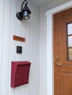 施工写真 Bottle Opener, Wall, Home, Ad Home, Walls, Homes, Haus, Houses