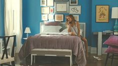 chambre Appartement Carrie Bradshaw 2