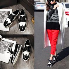 Economico  Nella primavera del 2015 stile britannico scarpe di cuoio casuali delle donne scarpe donna oxford scarpe con scarpe basse bullock s076  , Acquisti di Qualità Appartamenti direttamente da Fornitori  Nella primavera del 2015 stile britannico scarpe di cuoio casuali delle donne scarpe donna oxford scarpe con scarpe basse bullock s076   Cinesi.