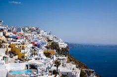 Santorini, Greece...one day, one day!