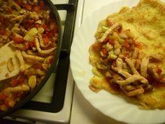 Pikantné kuracie soté • recept • bonvivani.sk Mexican, Ethnic Recipes, Fitness, Food, Diet, Kochen, Meal, Essen, Hoods