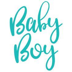 Silhouette Design Store - View Design #177202: baby boy