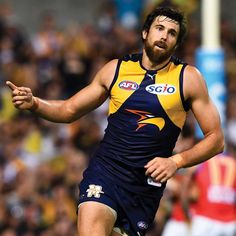 Josh Kennedy will play his game in Round 7 V Geelong West Coast Eagles, Rugby Men, Power To The People, Goats, Mad, Events, Goat