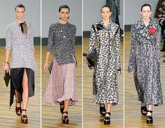 Celine Fall/Winter 2014-2015 Collection – Paris Fashion Week  #ParisFashionWeek #fashionweek #PFW