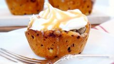 Skinny Points Recipes » Here's a Brilliant Way to Make Apple Pie Cupcakes!