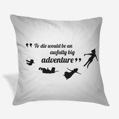 Disney New Peter Pan Quote Pillow Case