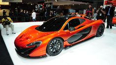 McLaren P1?  Yes please!