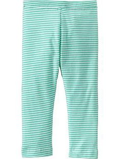 Printed Jersey Leggings for Baby | Old Navy