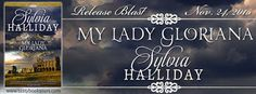 Tome Tender: My Lady Gloriana by Sylvia Holliday Release Blast 5 Printed copies US only
