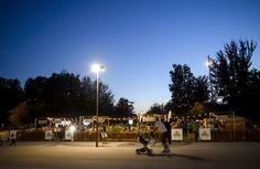 Madrid se volcó con la Noche de los Talleres Madrid, Dolores Park, Travel, Atelier, Night, Viajes, Destinations, Traveling, Trips