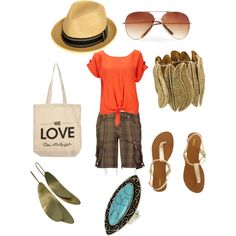 Summer Fun!, created by katie-byers  My Style