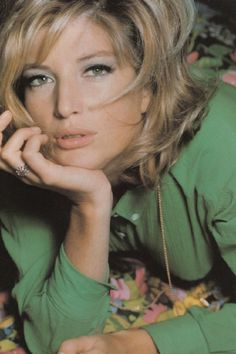 Monica Vitti by David Bailey 1965