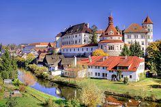 Jindřichův Hradec, Czech Republic