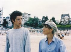 Amanda Langlet and Melvil Poupaud in A Summer's Tale (1996)