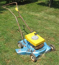 1000 images about lawn mowers on pinterest garden tractors for sale engine and walk behind mower. Black Bedroom Furniture Sets. Home Design Ideas
