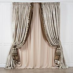 43 Ispiring Home Curtain Design Ideas. Contemporary curtains are available in a variety of unique curtain designs which play an important. Unique Curtains, Classic Curtains, Modern Curtains, Office Curtains, Home Curtains, Curtains With Blinds, Contemporary Curtains, Contemporary Decor, Modern Decor