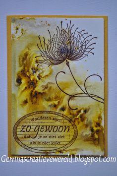 Gerrina's Creatieve Wereld: Veel kaarten - Bister Workshop The Stamping Cottage / Many cards - Bister Workshop The Stamping Cottage