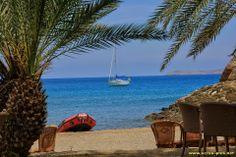 La plage de Vai - Crete - Grece
