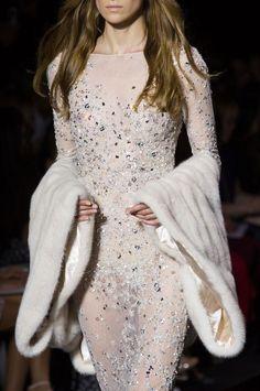 Zuhair Murad Couture Fall 2015 Paris Fashion Week