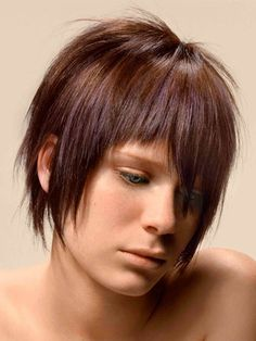 Mid length asymmetric haircut from Windle and Moodie.  http://www.windleandmoodie.com/stylebook/mid-length/mid-length-9/#.U9ul0PldWao #midlengthhair #asymmetrical