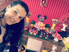 """66 curtidas, 3 comentários - Paula Beltrão (@paulabeltrao_photography) no Instagram: """"2 anos acompanhando a família da Luiza!! Parabéns boneca 😍 #festaminnie #paulabeltraofotografia…"""""""