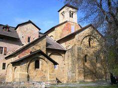 La abadía de Boscodon, Rhône-Alpes, Francia http://www.abbayedeboscodon.eu/