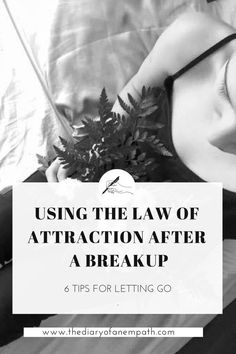 If you are still in a place of using the law of attraction to attempt to maintain control, here are a few things that will help you begin to let go so you can begin to heal. Once you begin to heal, THAT's when you start to visualize, speak affirmations, w