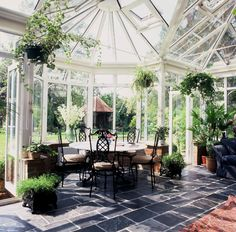 Desperately want a conservatory...