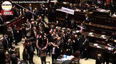 DL Bankitalia: la Boldrini fa ricorso alla tagliola e scatena la protest...