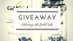 February Giveaway with Gold Crush Hair Vitamins - AfroDeity Afro Caribbean Hair, Hair Vitamins, Biotin, Hair Photo, Care About You, Castor Oil, Hair Looks, Your Hair, Hair Care
