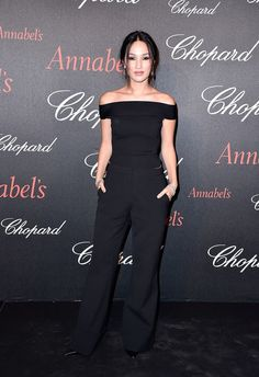 Nicole Warne attends the Chopard Gent's Party at Annabel's in Cannes during the 69th Cannes Film Festival on May 14, 2016 #Cannes2016