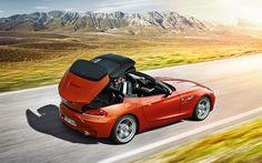 BMW Z4 Roadster : Fotoğraflar ve Videolar