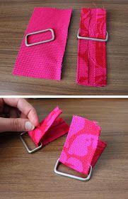 Hippu: Ompele oma Bägisi! Tie Clip, Purses, Sewing, Diy, Bags, Accessories, Fashion, Pouch Bag, Handbags