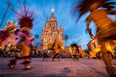 San Miguel´s Dances Photo by Alex Visbal -- National Geographic Your Shot