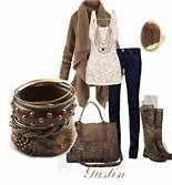 Fall Outfits With Boots - Bing Images
