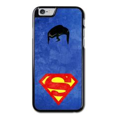 Simple Superman Pattern Phonecase For iPhone 6/6S Case Brand new.Lightweight, weigh approximately 15g.Made from hard plastic, also available for rubber materials.The case only covers the back and corners of your phone.This case is a one-piece case that covers the back and sides of the phone. There is no front for the case.This is a non-peeling nor a non-fading print. Meaning, over time it will continue to look just as amazing as it did when you first received it.