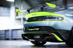 heavily influenced by the 2016 aston martin 'V8 vantage GTE' race car, the latest model is the lightest and most powerful 'V8 vantage', with a dramatically sculpted carbon fibre bodywork shaped by race-bred aerodynamics.