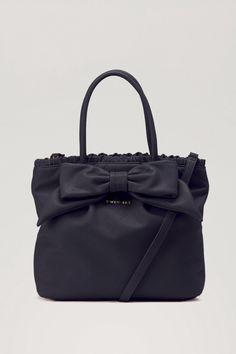 Twin Set borsa A7A3CJ 109 € Shopping Bag, Gym Bag, Twins, Kate Spade, Collection, Fashion, Gemini, Moda, Shopping Tote Bags