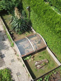 Tortoise Run, Tortoise House, Tortoise Habitat, Tortoise Table, Outdoor Tortoise Enclosure, Reptile Enclosure, Box Turtle Habitat, Turtle Terrarium, Turtle Sanctuary