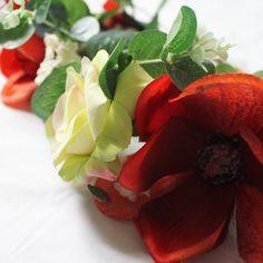 Coming soon! #flowercrown #floral #weddings #weddingchic #bohochic #foxloveco