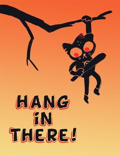 Hang In There by PiedPiperPluto.deviantart.com on @DeviantArt