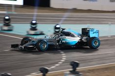 It's the buzz of the Formula One racing community. The reigning F1 world champion Mercedes AMG has just confirmed its F1 W08 car launch date as 2017 season preparations continue. The new Mercedes W08 racing car will be revealed on February 23 at Silverstone...