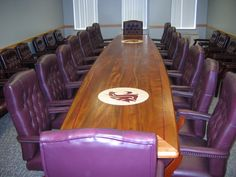 WSU conference room table