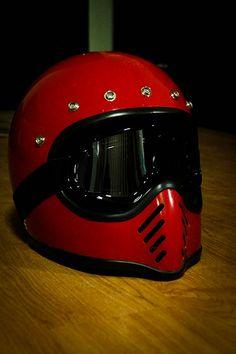 1982 BELL MOTO 3 Helmet