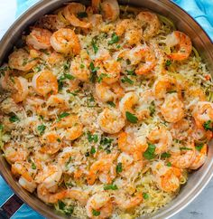 – My Incredible Recipes Garlic Parmesan Shrimp Scampi Pasta! – My Incredible Recipes Seafood Recipes, Dinner Recipes, Cooking Recipes, Healthy Recipes, Delicious Recipes, Shrimp And Rice Recipes, Zone Recipes, Tasty, Shrimp Dishes