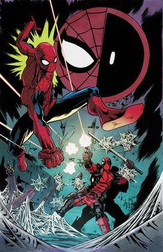 SPIDER-MAN/DEADPOOL #23