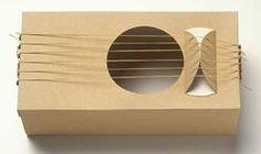 Greek shoebox lyre
