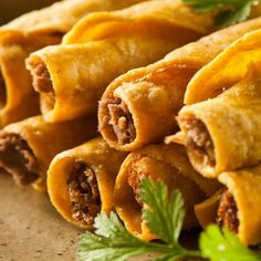 easy oven-baked taquitos sq